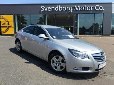 used Opel Insignia 1,4 Turbo Edition Start/Stop 140HK 5d 6g