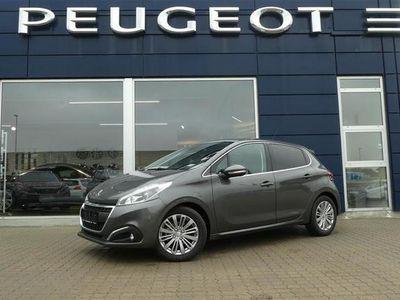 brugt Peugeot 208 1,2 PureTech Exclusive Plus 82HK 5d