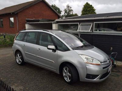 brugt Citroën C4 Picasso HDI 110