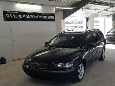 brugt Volvo V70 2,4 D5 163 Momentum aut.