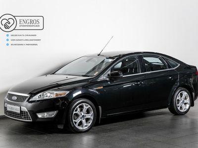 brugt Ford Mondeo 2,0 TDCi 140 Titanium