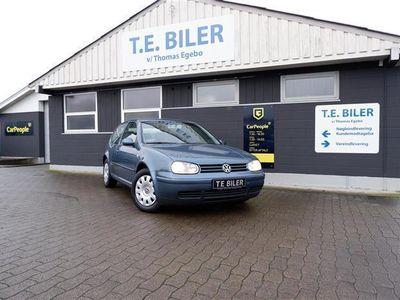brugt VW Golf 2,0 Trendline 115HK 3d