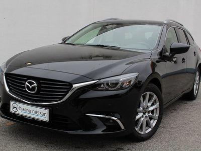 brugt Mazda 6 2,0 Sky-G 165 Vision st.car