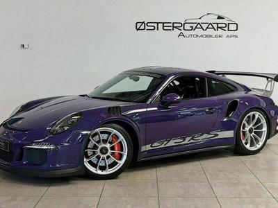 brugt Porsche 911 GT3 RS 4,0 Coupé PDK