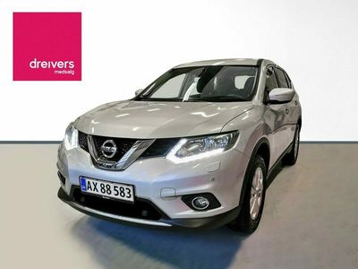 brugt Nissan X-Trail dCi 130 SUV 2WD 6 M/T