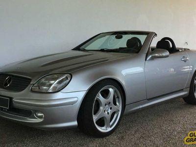 brugt Mercedes SLK230