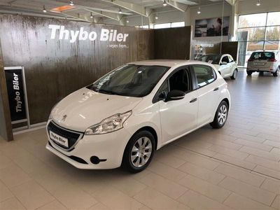 used Peugeot 208 1,0 VTi Champion Air 68HK 5d