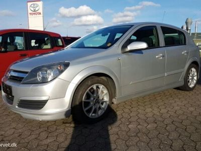 brugt Opel Astra 6 Twinport Limited 105HK 5d