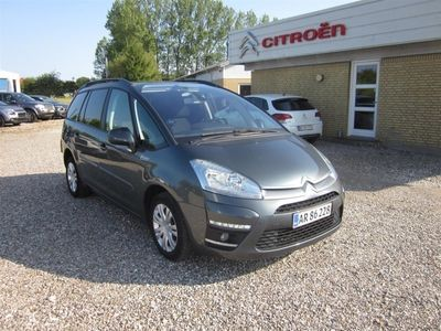 usata Citroën Grand C4 Picasso 1,6 HDI Seduction 112HK 6g