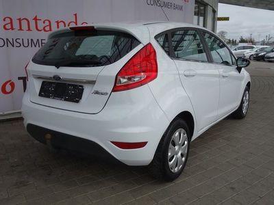 brugt Ford Fiesta 1,2 Titanium 1,25 60HK 5d