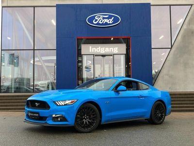 usado Ford Mustang GT 5,0 V8 Fastback aut.