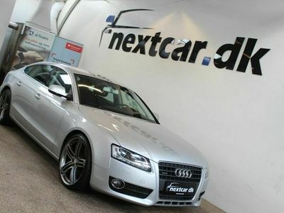 brugt Audi A5 Sportback 2,0 TFSi 211 quattro S-tr
