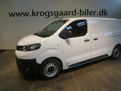 brugt Toyota Proace Medium 2,0 D Comfort 180HK Van 6g Aut.