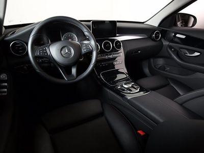 brugt Mercedes C200 st.car aut.