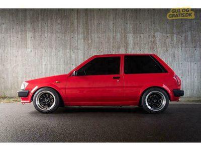 brugt Toyota Starlet turbo 400 hk