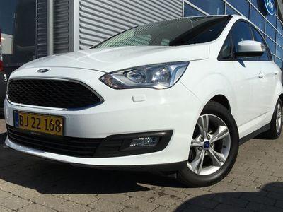 brugt Ford C-MAX 1,5 TDCi Trend 120HK Van 6g