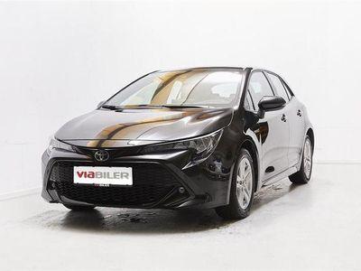 brugt Toyota Corolla 1,8 B/EL H3 Smartpakke E-CVT 122HK 5d Trinl. Gear