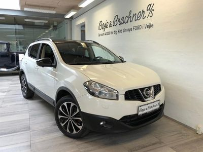 brugt Nissan Qashqai 1,6 DCi DPF Style 360 4x2 Start/Stop 130HK 5d 6g