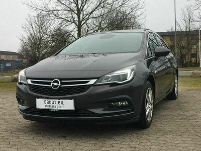 brugt Opel Astra Sports Tourer 1,0 Turbo Essentia Start/Stop 105HK Stc