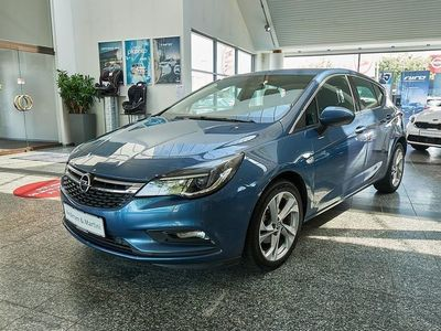 brugt Opel Astra 4 Turbo Dynamic 150HK 5d