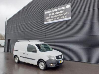 brugt Mercedes Citan 109 Lang 1,5 CDI 90HK Van 2012