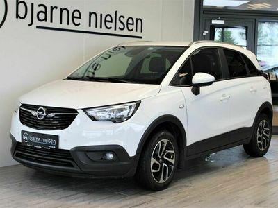 brugt Opel Crossland X 1,2 T 110 Excite