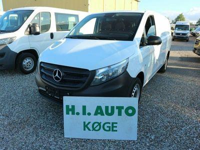brugt Mercedes Vito 114 2,2 CDi Basic L aut.