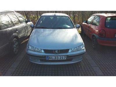 brugt Peugeot 406 1,8
