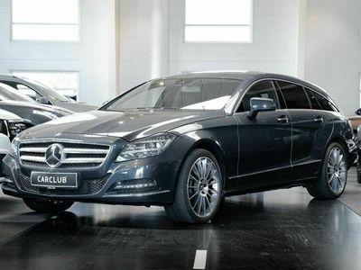 brugt Mercedes CLS350 3,0 CDi SB aut. 4Matic BE