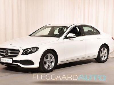 brugt Mercedes E220 2,0 D Business 9G-Tronic 194HK