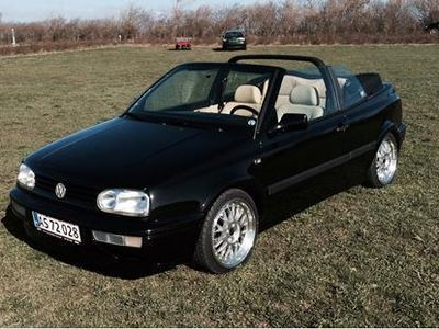 brugt VW Golf Cabriolet III 1,8