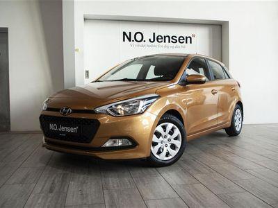 gebraucht Hyundai i20 1,25 Trend 84HK 5d