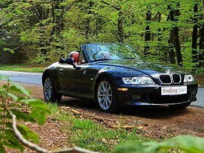 brugt BMW Z3 2,8 Roadster