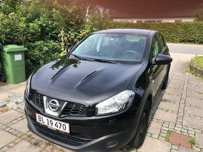 brugt Nissan Qashqai Visia+, 1.6 117 HK aut.
