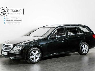 gebraucht Mercedes E200 2 CDi stc. aut.