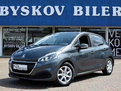 usata Peugeot 208 1,6 BlueHDi 100 Envy Sky