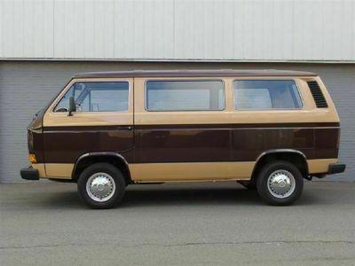 brugt VW Caravelle T3GL