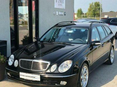 brugt Mercedes E280 2 CDi Avantgarde stc. aut.