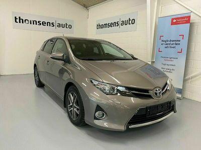 brugt Toyota Auris 1,4 D-4D T2