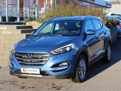 brugt Hyundai Tucson 1,7 CRDi 115 Trend
