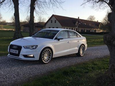 brugt Audi A3 Limousine 2.0 TDI 150 HK 4-DØRS