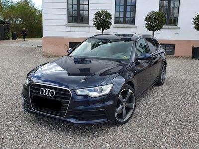 brugt Audi A6 3,0 TDI AVANT