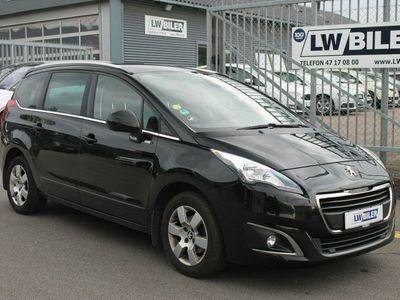 usata Peugeot 5008 1,6 HDi 114 Style 7prs