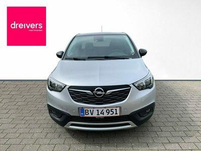 brugt Opel Crossland X 1,6 CDTi 99HK MPV