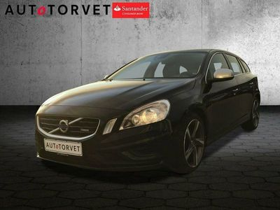 brugt Volvo V60 2,0 D3 136 R-Design aut.