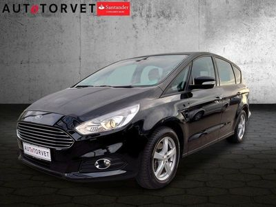 brugt Ford S-MAX 2,0 TDCi 150 Trend Business