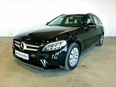 brugt Mercedes C200 d stc. aut.