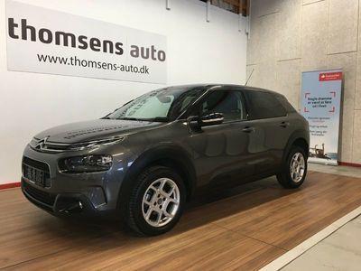 brugt Citroën C4 Cactus 1,5 BlueHDi 100 SkyLine Van