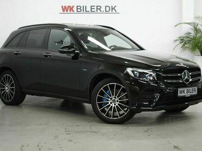 brugt Mercedes GLC350 e 2,0 AMG Line aut. 4-M