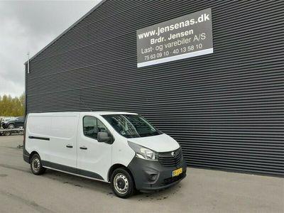 brugt Opel Vivaro L2H1 KASSEVOGN 1,6 CDTI 125HK Van 2017